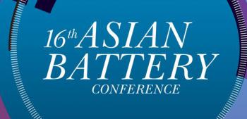 ArcActive ArcActive at 16th Asian Battery Conference